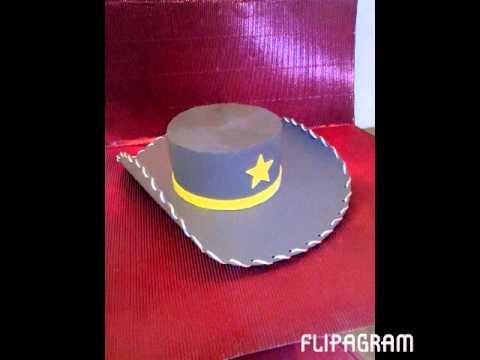 Como hacer sombreros de jessy - Imagui c2256574374
