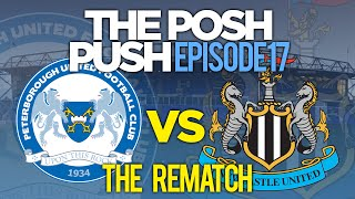 The Posh Push - Ep.17 Newcastle Rematch! | Football Manager 2014