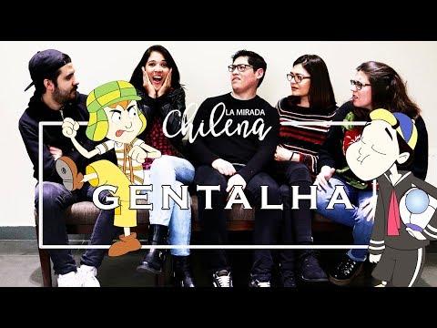 #ReaçãoChilena: Vendo Chaves em Português | La Mirada Chilena 4ª temp