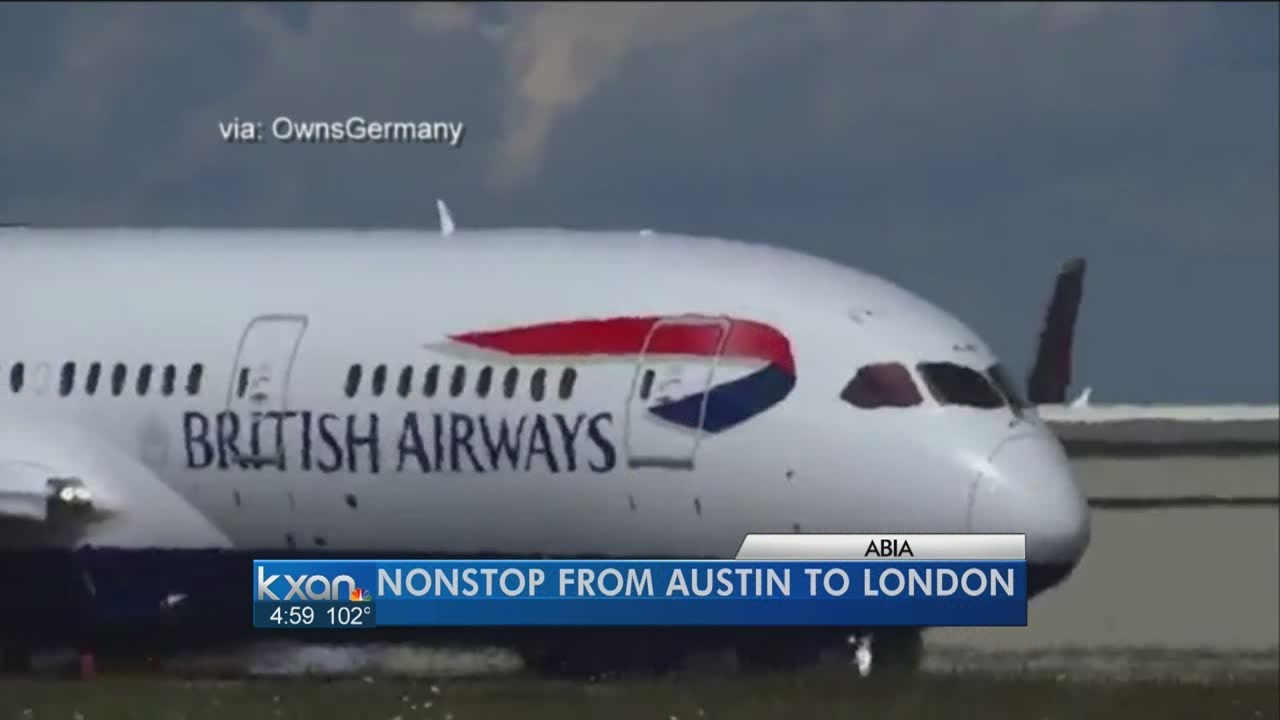 British Airways To Bring Service To Austin - Smashpipe Entertainment