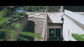 Amazing freerunners in action on London streets