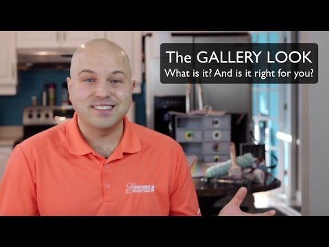 The GALLERY LOOK