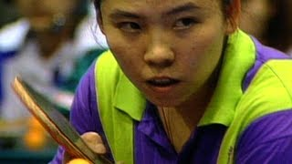 The Incredible History Of Olympic Table Tennis - Olympic Highlights