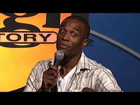 Chris James - Black British Accent (Stand Up Comedy)