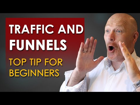Sales Funnels And Traffic Tips For Beginners
