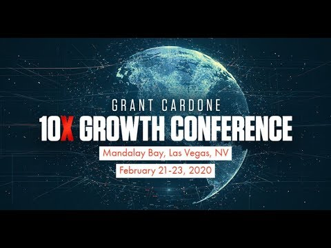 10X Growth Conference Announcement LIVE at 5pm EST photo
