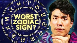 Eugene Ranks Every Astrological Sign From Best To Worst