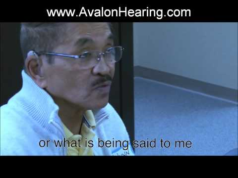 Hearing Loss Testimonial From Melvyn