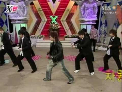 Sexy H.O.T. Jang Woo Hyuk Dance Performances
