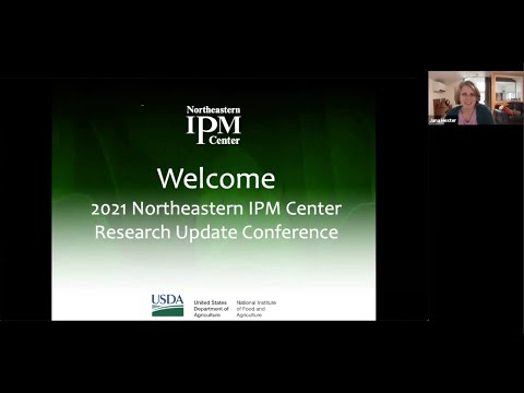 2021 Northeast IPM Research Update Conference