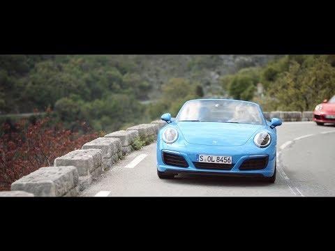 Porsche Experience video series (3 of 3): Steve Booker tests the Porsche Travel Experience