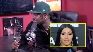 """BRS Kash Says Cardi B Was Supposed To Be On """"Throat Baby"""" Remix 