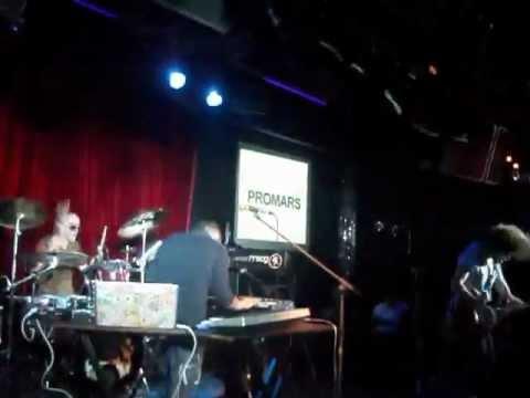 Promars - Star (live @ 16Tons) '2011