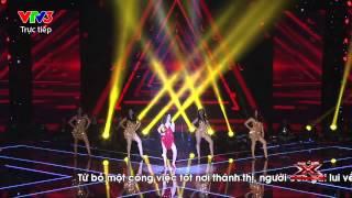 [Nhân tố bí ẩn] Proud mary - Đinh Hương