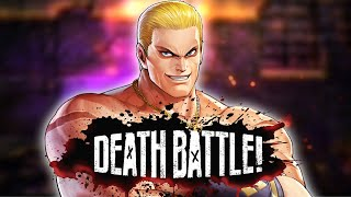 Geese Howard Takes a Quack at DEATH BATTLE!