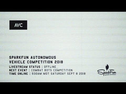 SparkFun AVC 2018 LIVE!
