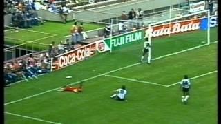 25/06/1986 Argentina v Belgium