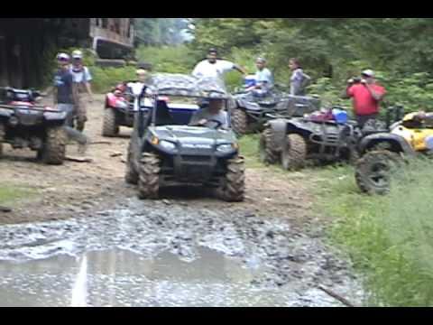 ATV Mud Riding, 420, Foreman, Razor, King Quad