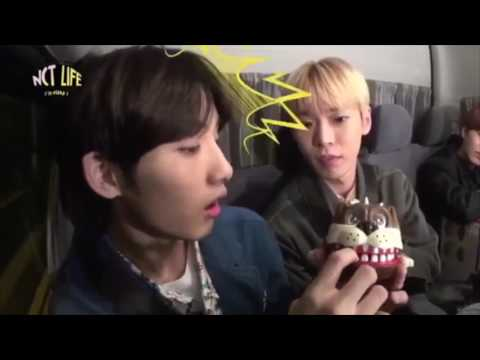 NCT WinWin's Cute Bad Luck