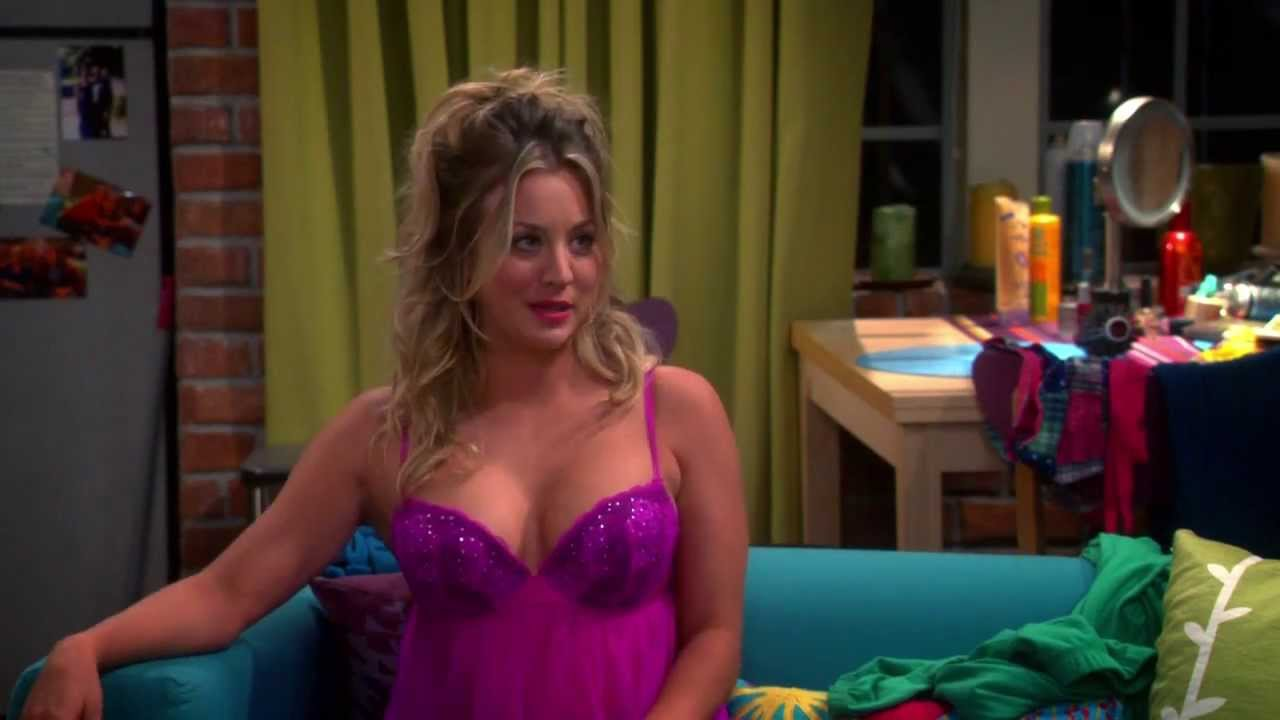 Pics of penny from the big bang theory