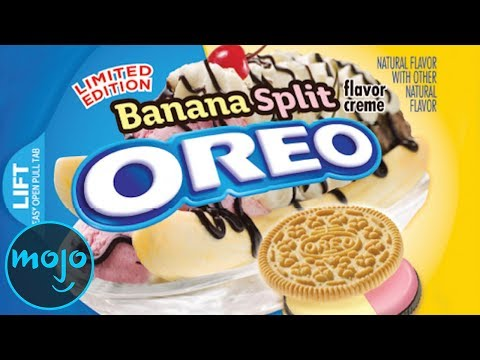 Top 10 Oreo Flavors You Didn't Know Existed