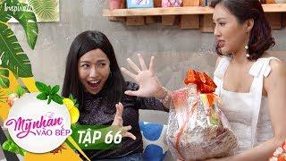 Mỹ Nhân Vào Bếp | Tập 66 | Diệu Nhi Trúng Số Độc Đắc | Game Show Giải Trí Nấu Ăn 2017