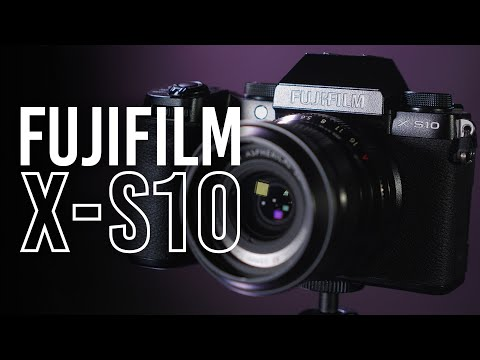 Fujifilm XS10 Mirrorless Camera | Hands on Review