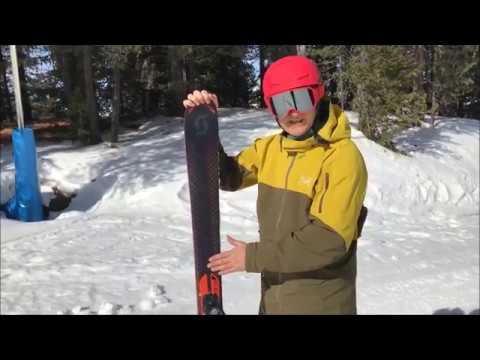 Scott Ski Slight 93