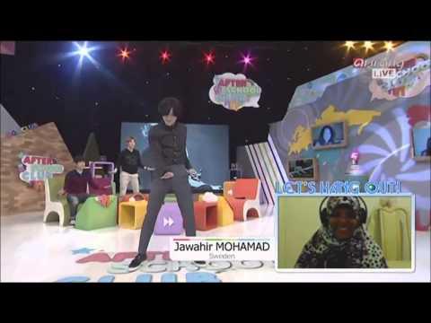 [Eng Sub] 140902 Taemin dancing Ring Ding Dong