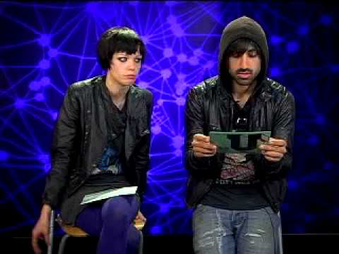 Crystal Castles interview MTV Backstage Pass