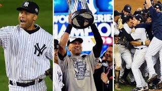 2009 Yankees World Series Highlights