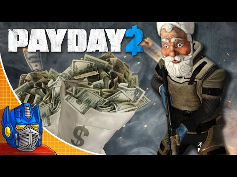 THE PERFECT HEIST | Payday 2 (Funny Shenanigans)