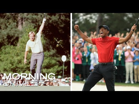 Jack Nicklaus vs. Tiger Woods: Who is more impressive in majors? | Morning Drive | Golf Channel