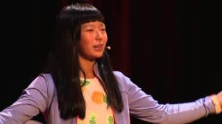 Just climb through it | Ashima Shiraishi | TEDxTeen
