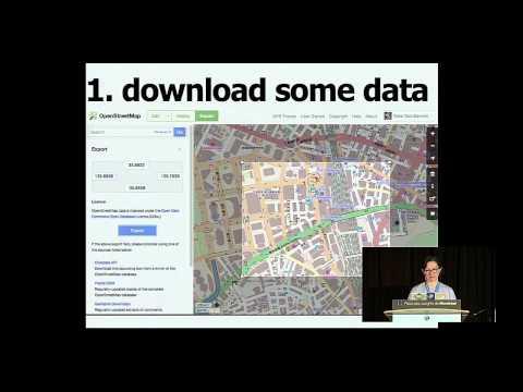 Image from Python + Geographic Data = BFFs