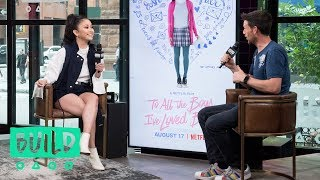"""Lana Condor Chats Netflix's """"To All The Boys I've Loved Before"""""""