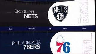 Game 1 Philadelphia 76ers vs Brooklyn Nets 2019 NBA Playoffs Game Recap