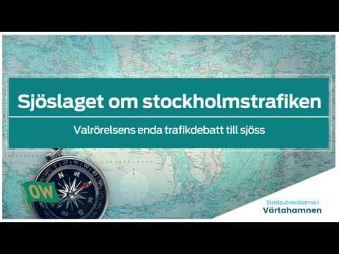 Sara Svanström (L) om Stockholms viktigaste kollektivtrafikfråga