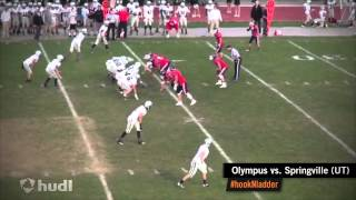 Best High School Football Play of 2013 - Hudl's National Top Five