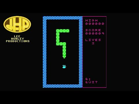 LHP Snake (2018) | Amiga | Comentado | Homebrew World