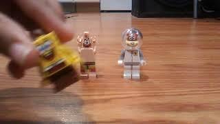 Lego SpongeBob SquarePants: Everybody do the flop