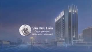 Video Ứng Tuyển Nhân Viên Kinh Doanh