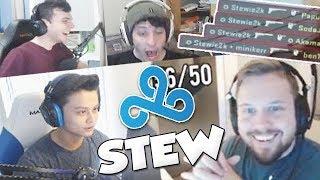 When Stewie2k Appears On Streams...