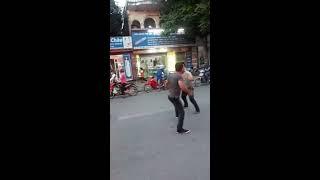 2 người đánh nhau tại đà lạt