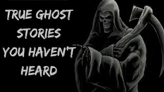 4 True Scary Stories (Creepy Hands, Victorian Faces, Ghostly Butcher)