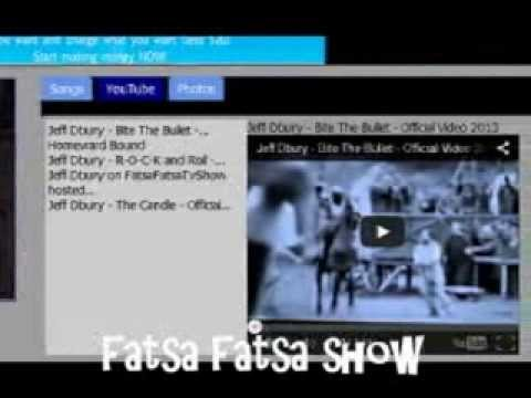 Selling Songs Players &  Merchandise on Fatsa Fatsa Show (P03)