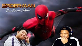 OOHAMI & NABIL Reaction SPIDER-MAN: FAR FROM HOME