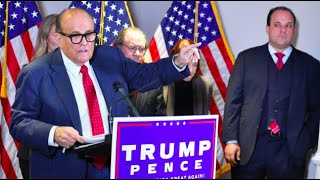 Rudy Giuliani Facing New York State Bar Revocation   NBC New York
