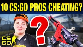Top 10 Fishiest Pro Plays in CS:GO History