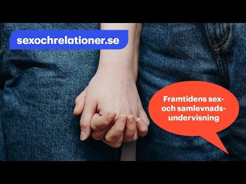 Webbinarium: Framtidens sex och samlevnadsundervisning